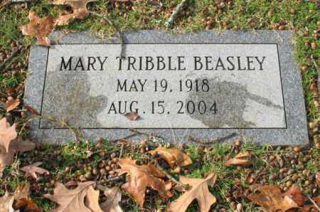TRIBBLE BEASLEY, MARY - Garland County, Arkansas | MARY TRIBBLE BEASLEY - Arkansas Gravestone Photos