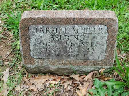 BELDING, HARRIET - Garland County, Arkansas | HARRIET BELDING - Arkansas Gravestone Photos