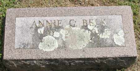 BELK, ANNIE C. - Garland County, Arkansas | ANNIE C. BELK - Arkansas Gravestone Photos