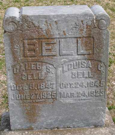 BELL, LOUISA C. - Garland County, Arkansas | LOUISA C. BELL - Arkansas Gravestone Photos