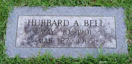 BELL, HUBBARD A. - Garland County, Arkansas | HUBBARD A. BELL - Arkansas Gravestone Photos