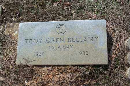 BELLAMY (VETERAN), TROY OREN - Garland County, Arkansas | TROY OREN BELLAMY (VETERAN) - Arkansas Gravestone Photos