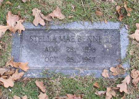 BENNETT, STELLA MAE - Garland County, Arkansas | STELLA MAE BENNETT - Arkansas Gravestone Photos