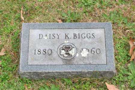 BIGGS, DAISY K. - Garland County, Arkansas | DAISY K. BIGGS - Arkansas Gravestone Photos