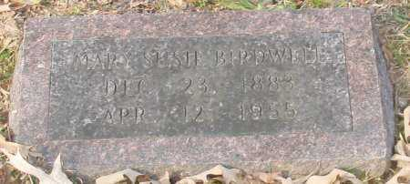 BIRDWELL, MARY SUSIE - Garland County, Arkansas   MARY SUSIE BIRDWELL - Arkansas Gravestone Photos