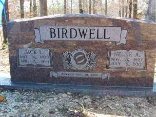 BIRDWELL, NELLIE A. - Garland County, Arkansas | NELLIE A. BIRDWELL - Arkansas Gravestone Photos