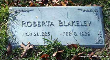 BLAKELEY, ROBERTA - Garland County, Arkansas | ROBERTA BLAKELEY - Arkansas Gravestone Photos
