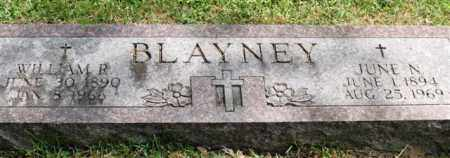 BLAYNEY, JUNE N. - Garland County, Arkansas | JUNE N. BLAYNEY - Arkansas Gravestone Photos