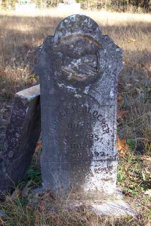 BLOCKER, GEORGE W. - Garland County, Arkansas | GEORGE W. BLOCKER - Arkansas Gravestone Photos