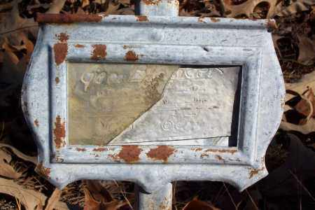 BLOCKER, GEORGE - Garland County, Arkansas | GEORGE BLOCKER - Arkansas Gravestone Photos