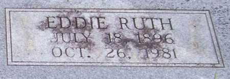 BLYSTONE, EDDIE RUTH (CLOSE UP) - Garland County, Arkansas | EDDIE RUTH (CLOSE UP) BLYSTONE - Arkansas Gravestone Photos