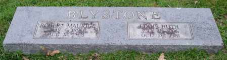 BLYSTONE, EDDIE RUTH - Garland County, Arkansas | EDDIE RUTH BLYSTONE - Arkansas Gravestone Photos