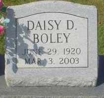 ENNIS BOLEY, DAISY D. - Garland County, Arkansas | DAISY D. ENNIS BOLEY - Arkansas Gravestone Photos