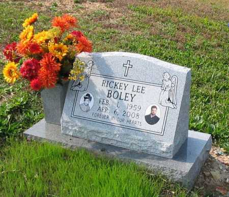 BOLEY, RICKEY LEE - Garland County, Arkansas | RICKEY LEE BOLEY - Arkansas Gravestone Photos