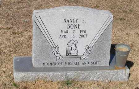 BONE, NANCY E. - Garland County, Arkansas | NANCY E. BONE - Arkansas Gravestone Photos