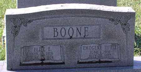 BOONE, EMOGENE - Garland County, Arkansas | EMOGENE BOONE - Arkansas Gravestone Photos