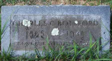 BOTSFORD, CHARLES C. - Garland County, Arkansas | CHARLES C. BOTSFORD - Arkansas Gravestone Photos
