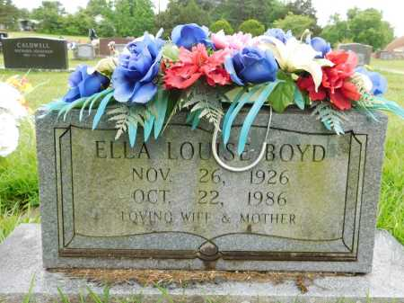 BOYD, ELLA LOUISE - Garland County, Arkansas | ELLA LOUISE BOYD - Arkansas Gravestone Photos