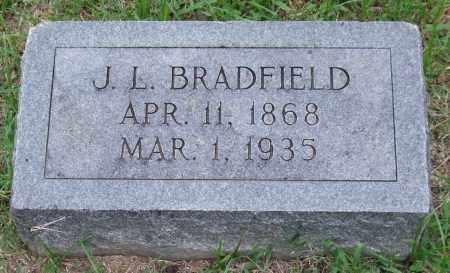BRADFIELD, JOHN L. - Garland County, Arkansas | JOHN L. BRADFIELD - Arkansas Gravestone Photos
