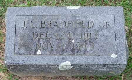 BRADFIELD, JR., J. L. - Garland County, Arkansas | J. L. BRADFIELD, JR. - Arkansas Gravestone Photos