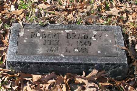 BRADLEY, ROBERT - Garland County, Arkansas | ROBERT BRADLEY - Arkansas Gravestone Photos