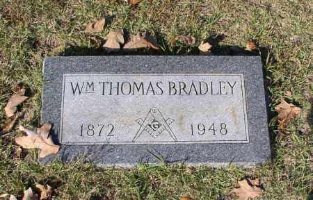 BRADLEY, WILLIAM THOMAS - Garland County, Arkansas | WILLIAM THOMAS BRADLEY - Arkansas Gravestone Photos