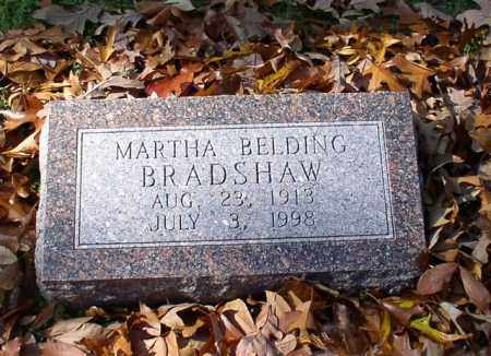 BRADSHAW, MARTHA - Garland County, Arkansas | MARTHA BRADSHAW - Arkansas Gravestone Photos