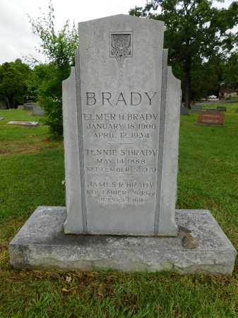 BRADY, TENNIE S. - Garland County, Arkansas | TENNIE S. BRADY - Arkansas Gravestone Photos