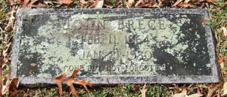 BRECE, JOHN - Garland County, Arkansas | JOHN BRECE - Arkansas Gravestone Photos