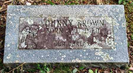 BROWN, JOHNNY - Garland County, Arkansas | JOHNNY BROWN - Arkansas Gravestone Photos