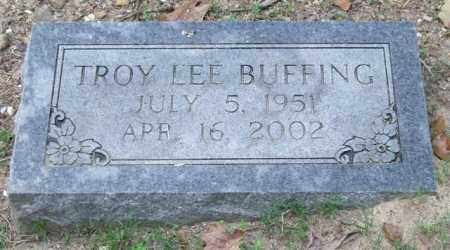 BUFFING, TROY LEE - Garland County, Arkansas | TROY LEE BUFFING - Arkansas Gravestone Photos