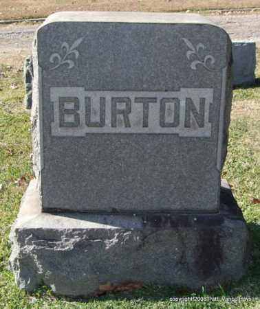 BURTON, FAMILY MONUMENT - Garland County, Arkansas | FAMILY MONUMENT BURTON - Arkansas Gravestone Photos