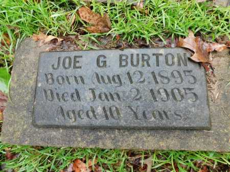 BURTON, JOE G. - Garland County, Arkansas | JOE G. BURTON - Arkansas Gravestone Photos