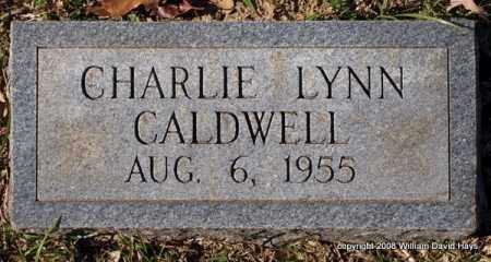 CALDWELL, CHARLIE LYNN - Garland County, Arkansas | CHARLIE LYNN CALDWELL - Arkansas Gravestone Photos
