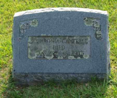 CANTRELL, SOPHRONIA - Garland County, Arkansas | SOPHRONIA CANTRELL - Arkansas Gravestone Photos