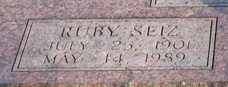 CARRIGAN, RUBY (CLOSE UP) - Garland County, Arkansas | RUBY (CLOSE UP) CARRIGAN - Arkansas Gravestone Photos