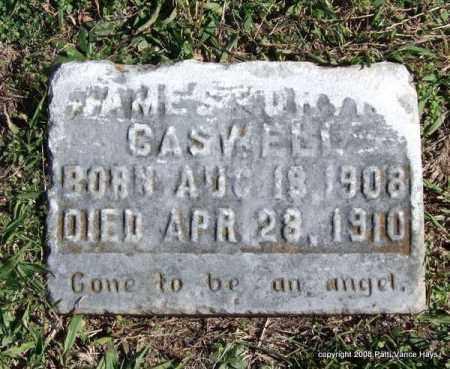 CASWELL, JAMES - Garland County, Arkansas | JAMES CASWELL - Arkansas Gravestone Photos
