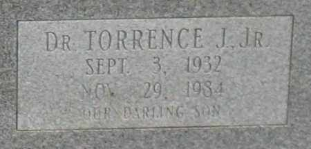 COLLIER, JR., DR., TORRENCE J. (CLOSE UP) - Garland County, Arkansas | TORRENCE J. (CLOSE UP) COLLIER, JR., DR. - Arkansas Gravestone Photos