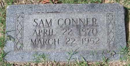 CONNER, SAM - Garland County, Arkansas | SAM CONNER - Arkansas Gravestone Photos