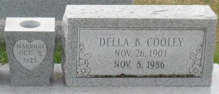 COOLEY, DELLA B. - Garland County, Arkansas | DELLA B. COOLEY - Arkansas Gravestone Photos