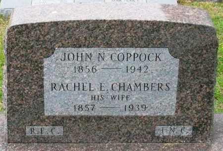 CHAMBERS COPPOCK, RACHEL E. - Garland County, Arkansas | RACHEL E. CHAMBERS COPPOCK - Arkansas Gravestone Photos