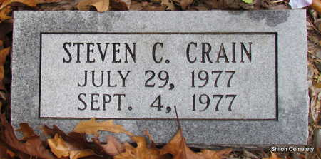 CRAIN, STEVEN - Garland County, Arkansas | STEVEN CRAIN - Arkansas Gravestone Photos