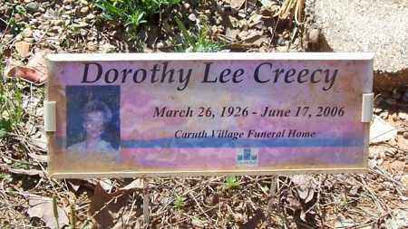 FORD CREECY, DOROTHY LEE - Garland County, Arkansas | DOROTHY LEE FORD CREECY - Arkansas Gravestone Photos