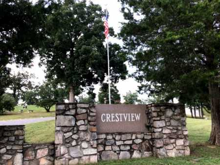 *CRESTVIEW MEMORIAL PARK, SIGN & DIRECTIONS - Garland County, Arkansas | SIGN & DIRECTIONS *CRESTVIEW MEMORIAL PARK - Arkansas Gravestone Photos