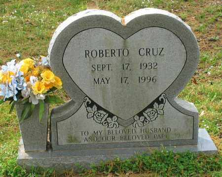 CRUZ, ROBERTO - Garland County, Arkansas | ROBERTO CRUZ - Arkansas Gravestone Photos