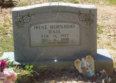 HORNADAY DAIL, IRENE - Garland County, Arkansas | IRENE HORNADAY DAIL - Arkansas Gravestone Photos