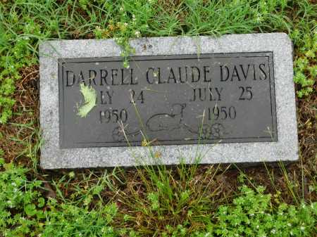 DAVIS, DARRELL CLAUDE - Garland County, Arkansas | DARRELL CLAUDE DAVIS - Arkansas Gravestone Photos