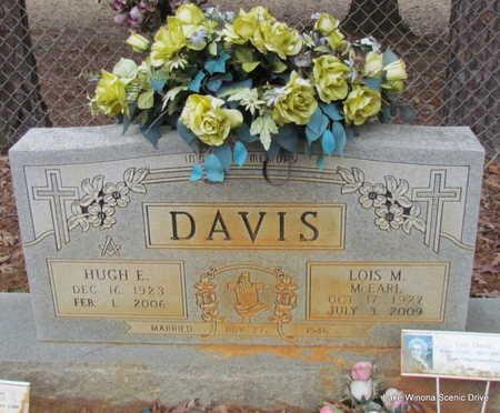 DAVIS, HUGH EDWARD - Garland County, Arkansas | HUGH EDWARD DAVIS - Arkansas Gravestone Photos