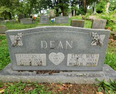 DEAN, FULTON L - Garland County, Arkansas | FULTON L DEAN - Arkansas Gravestone Photos