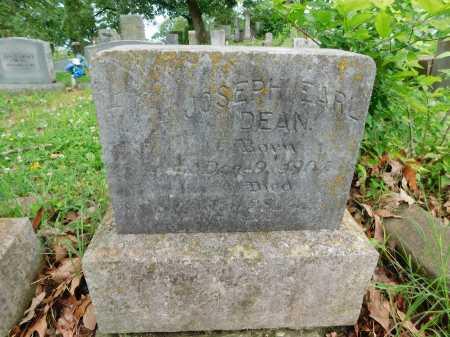 DEAN, JOSEPH EARL - Garland County, Arkansas | JOSEPH EARL DEAN - Arkansas Gravestone Photos